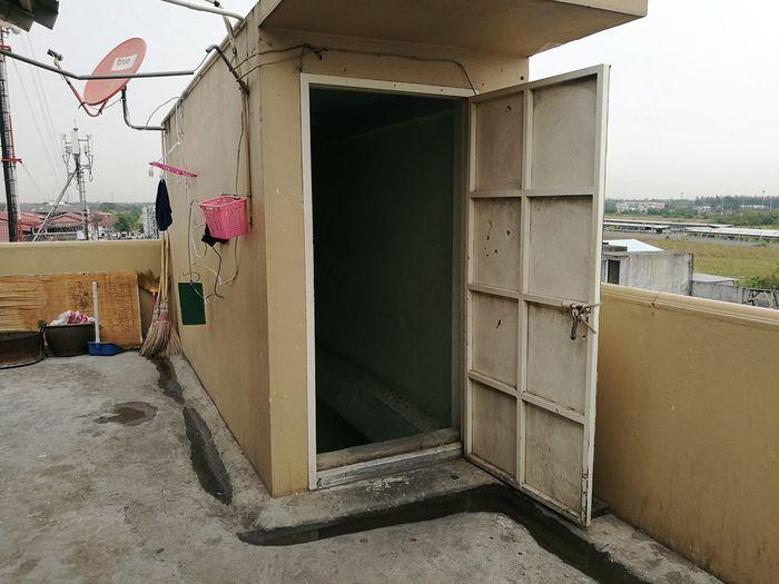 Day No People Outdoors Doorway Water Open Door House Entrance Architecture Built Structure Building Exterior