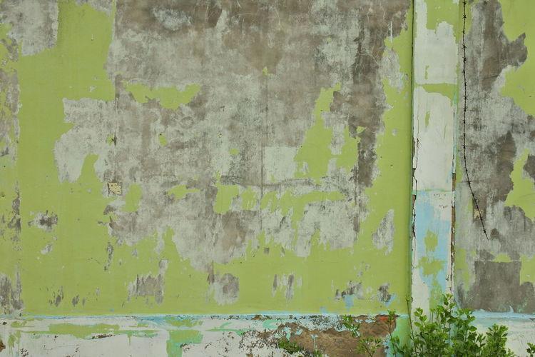Grunge wall of