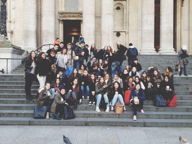 Repost Friends Class London