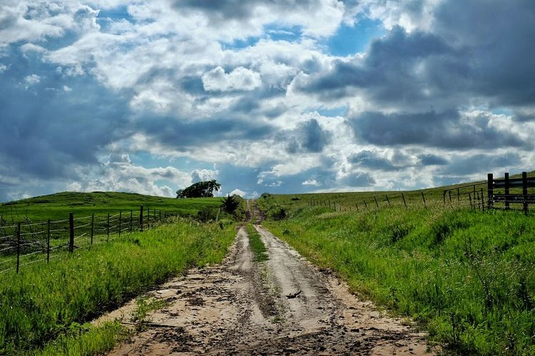 Kansas Dirt Road Rural Scenes Landscape On The Road Rural America A Day In The Life Prarie Check This Out Eye For Photography