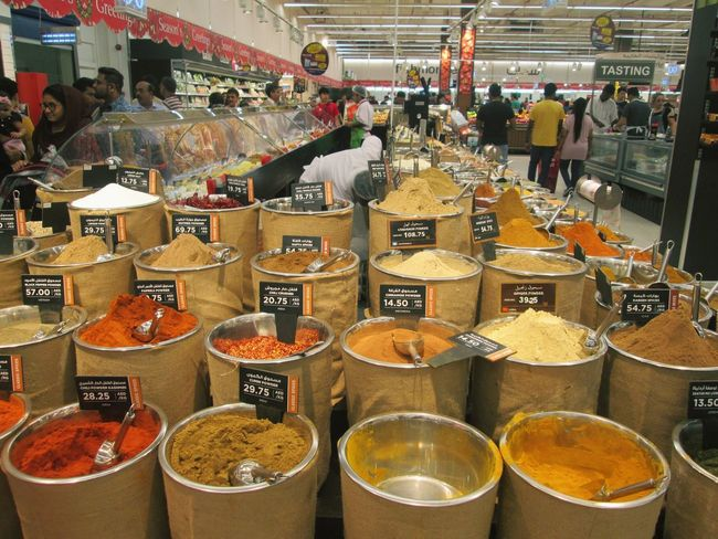 Spicy love Dubai DubaiMall Travel Destinations Traveling Travel Photography OneYearAgo Market Abundance Variation Choice Dubaicity Dubai❤
