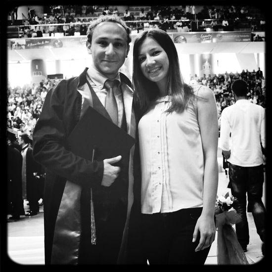 Taking Photos Graduate