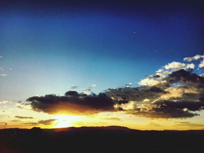 Sicily #amazingphoto #amazing_shotz #ladispoli #landscape_captures #italia #sunrise_sunsets_aroundworld #skyporn #sunsetsniper #skylovers #sunset_hub #sunsetlovers #instasunsets #all_sunsets #sunsethunter #sunset_madness #sunset_stream #sunsetporn #irox_skyline  Nature Sky Beauty In Nature No People Scenics Outdoors Sunset first eyeem photo