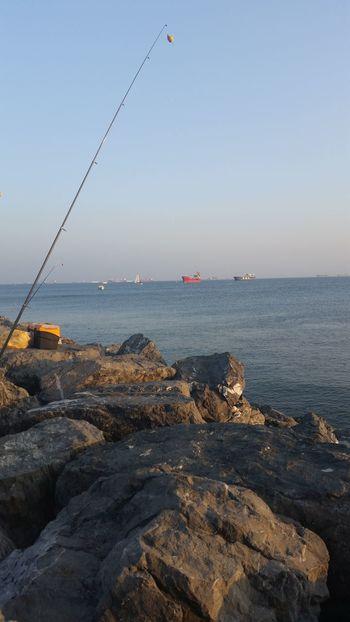In Turkey Sky Sea Turkey Ships Fishing Peche