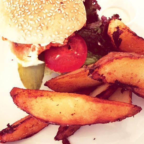 Vegetarian Burger Bielefeld