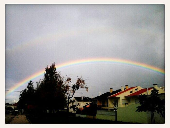 Rainbow Over My Head....., Rainbow , Arcoiris, EyeEm Portugal