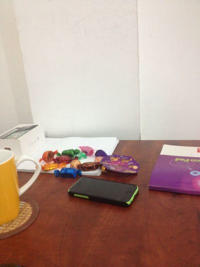 Candy at Office :-)
