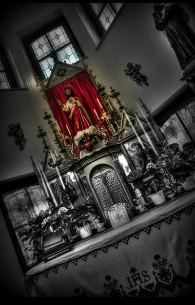 Altars Kirche Jesus Christ Heilig