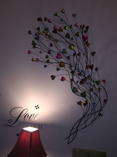Captured this beautiful wall art lit up. Colorful heart branches or tree with Love and a nice red lampshade. Lit up lamp. Wall Art Colorsplash Colorful Artwork Heart Leaves Picture Individuality Natural Simplicity ForTheLoveOfPhotography Eyeem Photography EyeEm Gallery Exceptional Photographs EyeEm Best Shots EyeEm Masterclass Eyeem4photography Eyeem Market EyeEmBestPics Minimalism Lit Lamp Middletown, Pa Wall Art Photography EyeEm Eyem Collection Unique Perspectives Eyeem Community Abstract Photography Fine Art Photography