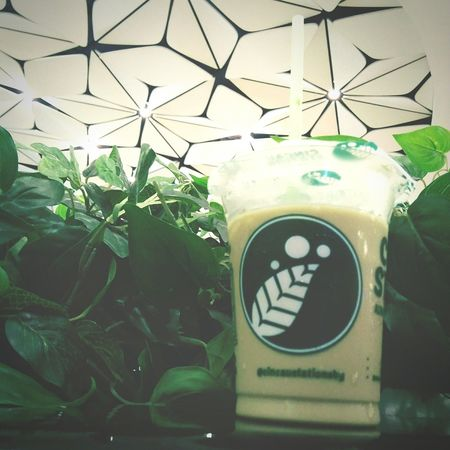 Indoors  Ice Icecream Drink Drink Time Drinks Matcha Latte Matchatea Matcha Green Tea Matcha Tea MatchaTee Instalike Interior Views Lights