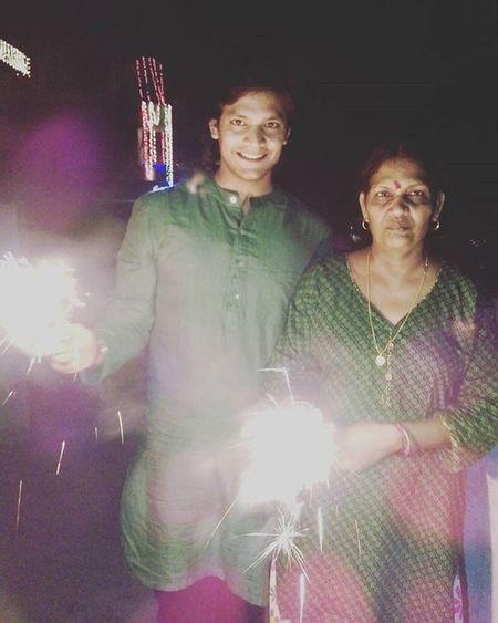 Mummu Love Homesweethome Diwali