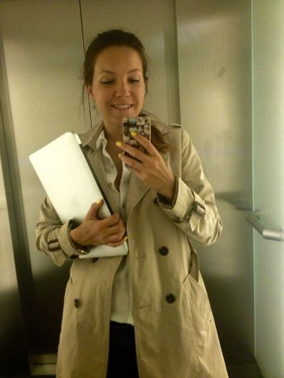 At Work Business Selfie Business Woman Casual Clothing Girl Lifestyles Liftlook Liftolook Portrait Selfie Selfie At Work Selfie Portrait Selfie ✌ With Notebook Work Selfie  Young Women Fashion Business Fashion Digital Portrait Of A Woman
