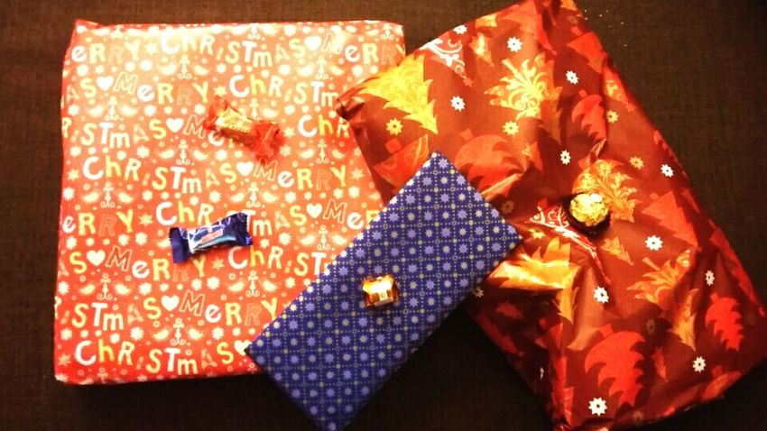 24 December Advent Weihnachten time for Presents at evening Christmas2015