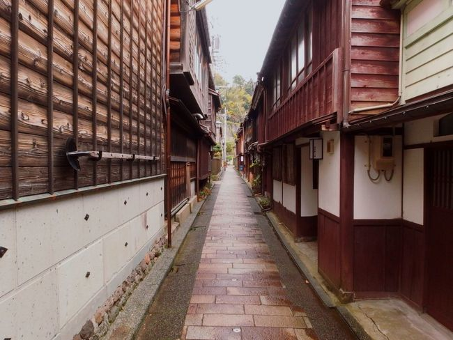 Japanese Tradition Ishikawa-ken Kanazawa Traditional House Ultimate Japan