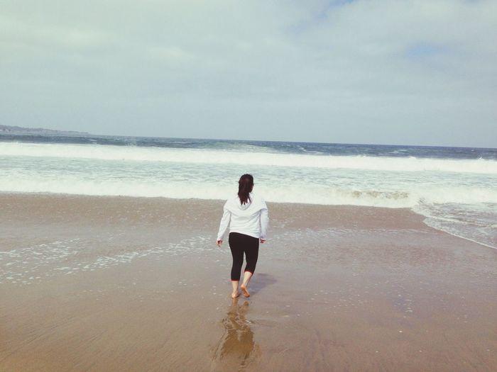 Be free Marina State Beach