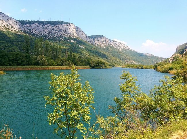 River Cetina, Omiš, Croatia River River View River Side Riverside Photography River Collection River Cetina Nature Nature Photography Nature_perfection Water Waterscape Relaxing Taking Pictures