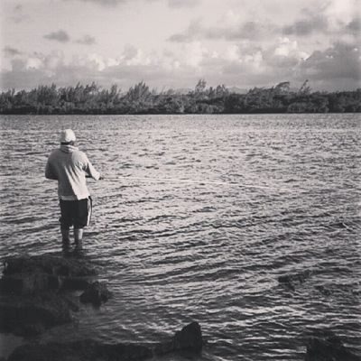 Fisherman Igersmauritius Mauritius Nb  bw instapics dailypic
