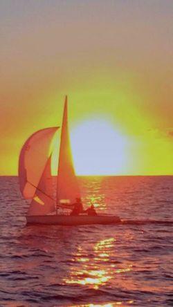 Edited Previous EyeEm Photo Sailing Loving Life! With Sea~gal Sailing Club @ Marina Herzliya