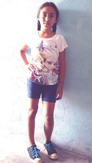 Lily mi sobrina..