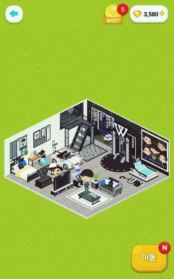 Winner seungyoonroom Ygent Line Inner Circle WINERYG