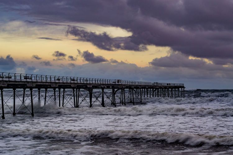 Photo taken in Saltburn-By-The-Sea, United Kingdom