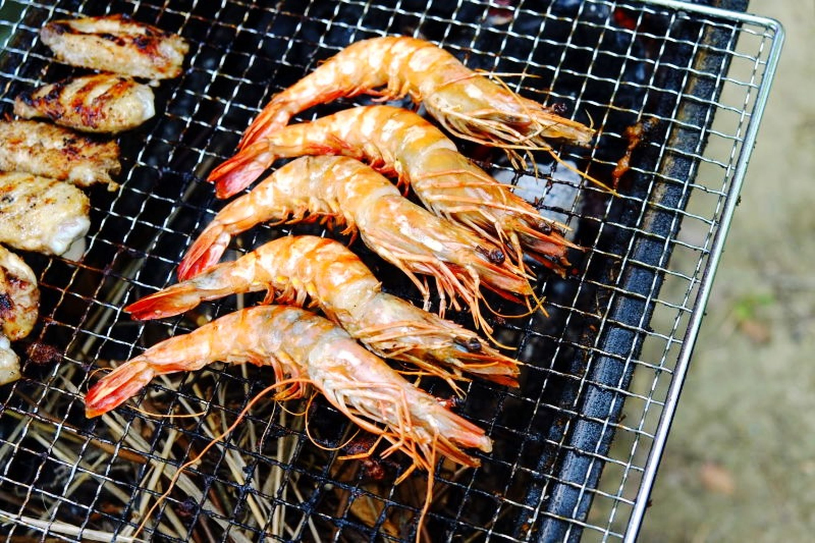 food and drink, food, barbecue grill, heat - temperature, barbecue, grilled, preparation, freshness, meat, cooking, preparing food, fire - natural phenomenon, flame, roasted, burning, indoors, healthy eating, close-up, grill, smoke - physical structure