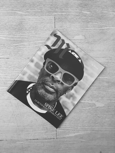 spike lee Cinema The Street Photographer - 2018 EyeEm Awards The Portraitist - 2018 EyeEm Awards Face à Face Mirroir Fuckyousystem Expo Paris EyeEmNewHere Old-fashioned Wood - Material Table High Angle View Close-up Record Smiley Face
