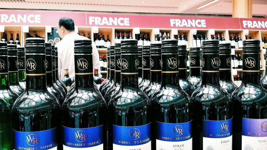 International Wine Fair Singapore Suntec City Wine
