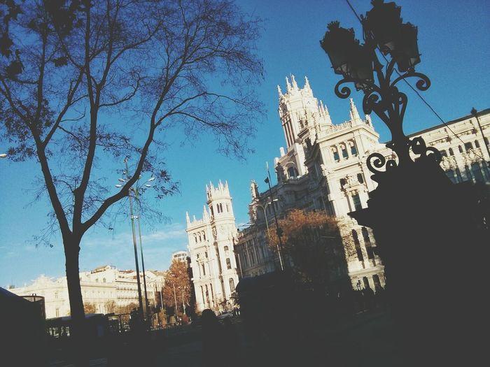 Madrid Enjoying