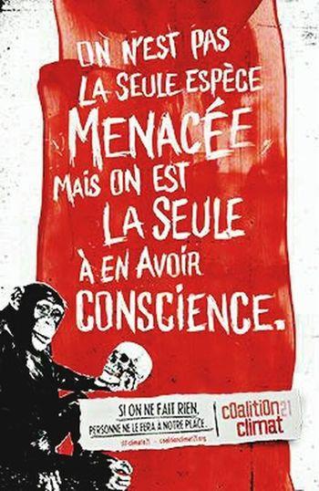 """Cop21 Ecologic For Life Conscience The Human Condition Humanité """"ilenfautpeutpouretreheureux"""" LDLJ"""