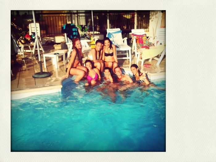 un fanstastico piscina party con voi ieri !!!!! siete fantastici ♡♡♡♡