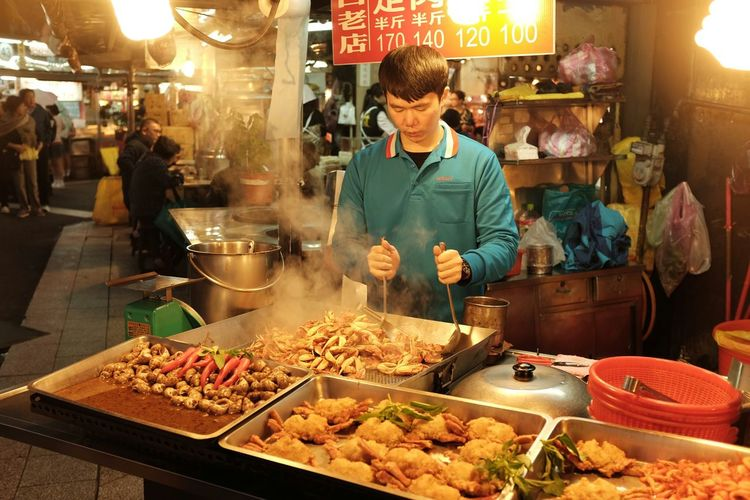 基隆夜市 Keelung Nightmarket Streetphotography Food