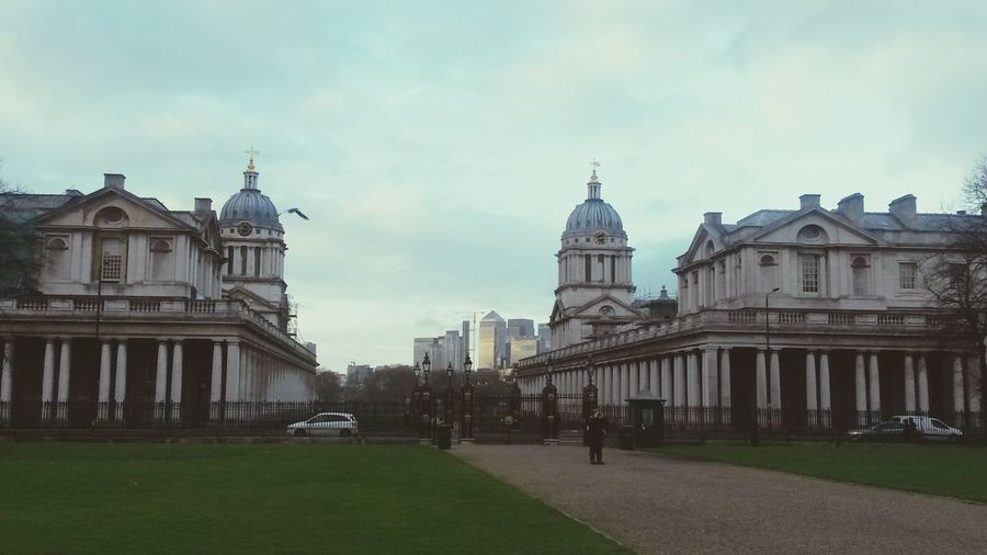 LONDON❤ Greenwich Park Nationalmaritimemuseum Sunday Afternoon