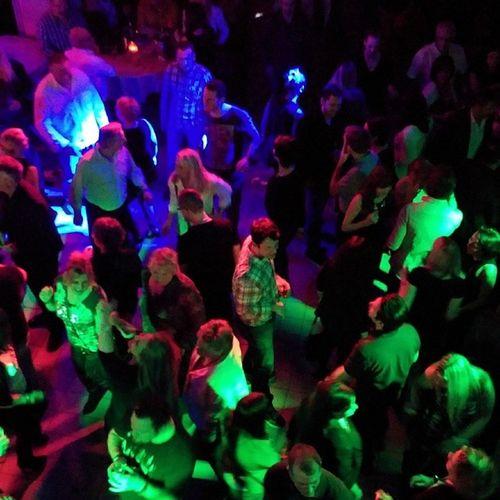 Ü30 Party auf der Rennbahn Krefeld. Rennbahn Krefeld Ue30