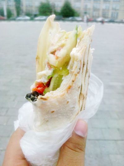 Anyone in for a Greek Roll?? ;-)