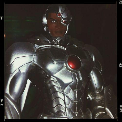 Cyborg. Dccomics Justiceleague Artfx
