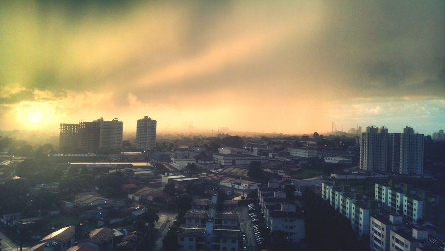 The rain&sun Rain Sun Clouds And Sky