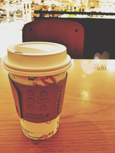 Coffee break on a rainy day☕️☔️ Coffee Break Starbucks Starbucks Coffee Coffee Relaxing