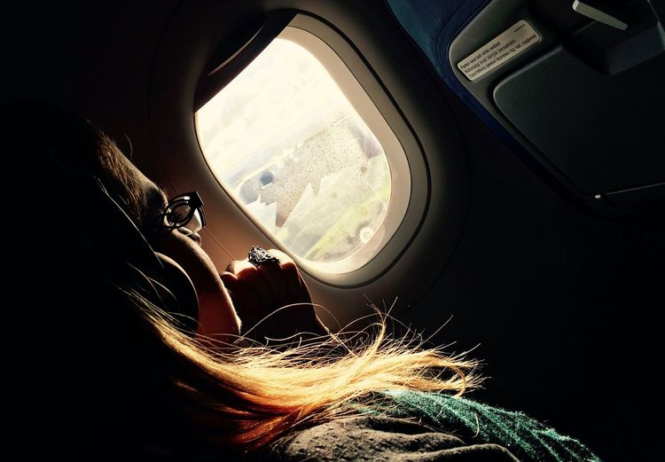 Coming Home Airplane Airport Beautiful Close-up Comfortable Design Detail Directly Above Fashion Geometric Shape Ginger Girl Glasses Headphones Home Part Of Redhead RedHeadBeauty Rings Round Serious Still Life Sun Window Window View