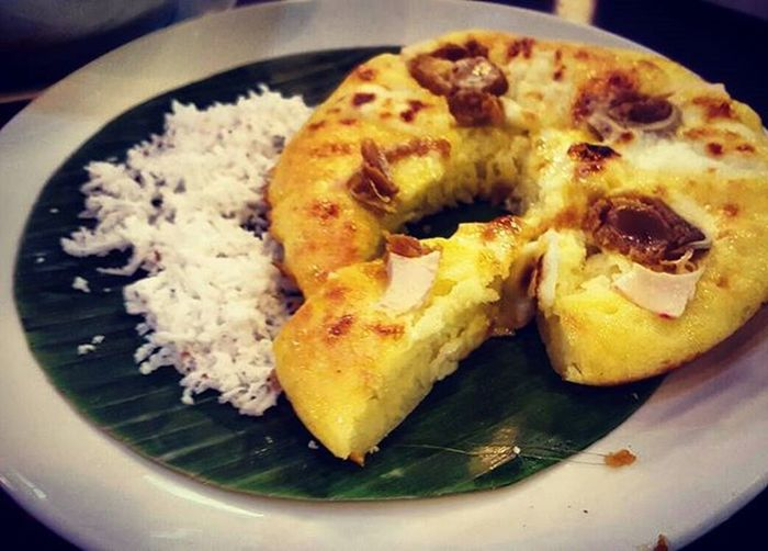 Specialbibingkawithcheeseandsaltedegg Mangantamu Cravings Foodgasm Miryendatime Withmylove😙😗