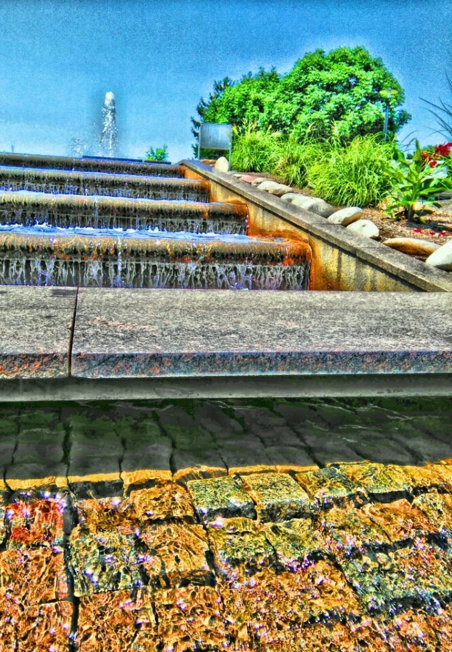 day, no people, water, outdoors, nature, architecture, tree, freshness