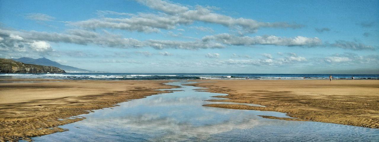 Euskalherria Bizkaia Zierbena La Arena Water Sea Land Beach Sky Scenics - Nature Beauty In Nature
