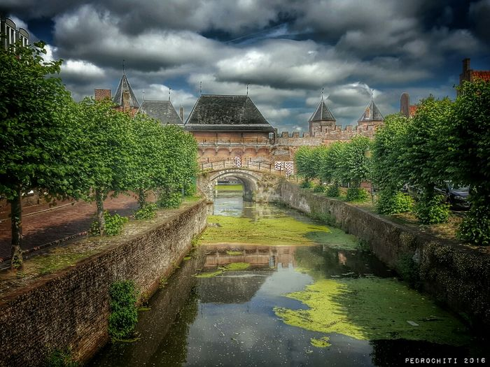 Landscape Empty Places Amersfoort Sreetphotography HDR Enjoying Life Photography Architecture Buildings Eye4photography  Photography Is My Escape From Reality! Waterpoort Hdr Edit