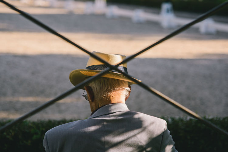 Behind Carefree Focus On Foreground Grandpa Hat Headshot Highquality Leisure Activity Lifestyles Men Mostunderated Old Man Old People Personal Perspective Popular Photos Portait Photography Portrait POV Shadows & Lights Sun Target The Week Of Eyeem Vision VSCO Warm