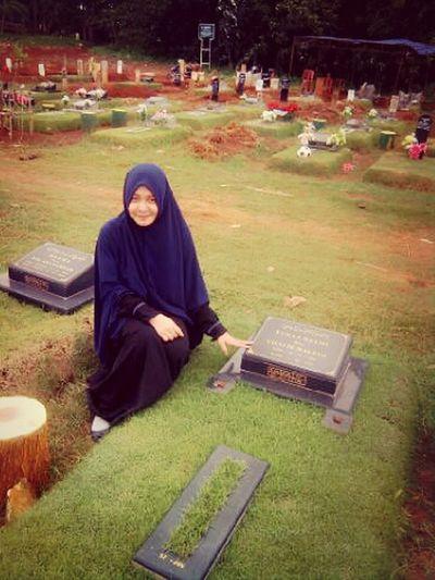 I miss you abah?????