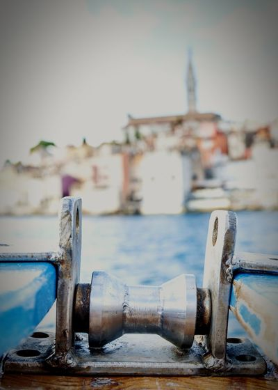 EyeEm Selects Harbor Pier No People Water Nautical Vessel Outdoors Day Commercial Dock Sky Close-up Military Metal Industry Croatia Connected By Travel Lost In The Landscape Travel Destinations Rovinj Rovinjcroatia Sailboat Tranquility Yacht Marina Vacations Shiplife EyeEmNewHere