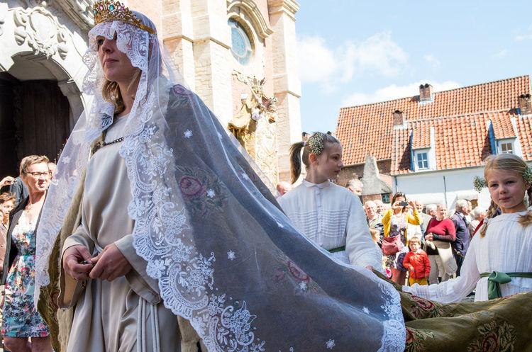 Spirituality Lier Belgium. Belgique. Belgie. Belgien. Etc. Procession Maria Religion