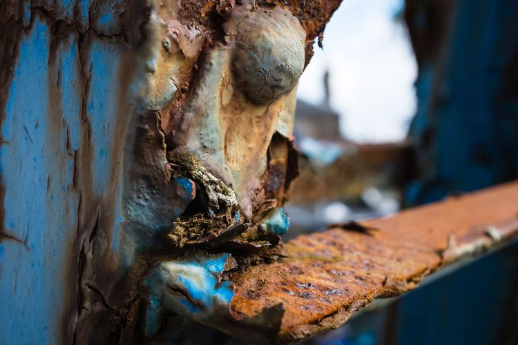 Bit of rusty goodness-this was taken on a visit to a sculptor friends studio-a goldmine of texture, shape and form. Rusty Rustographer Closeup Macro Fuji X100s Texture Metal Detailsofdecay Stillife Eyeem Scotland