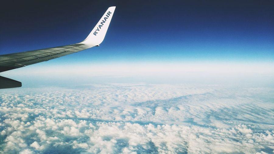 Sky Blue Flying