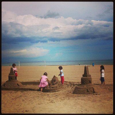 Playa Beach Arena Sand Springmycity Valenciagram